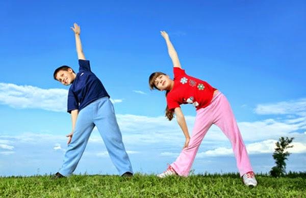 ورزش و دختر و پسر و ورزش کردن