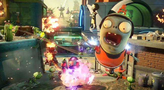 بازی Plants vs Zombies: Battle for Neighborville