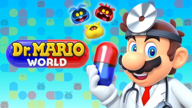 بازی Dr. Mario World