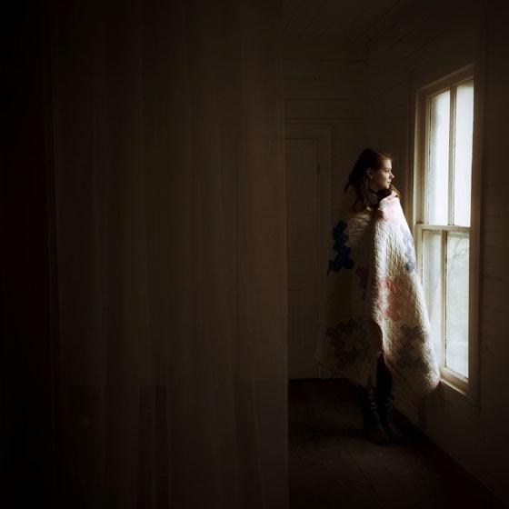 نور در عکاسی موبایل - نور پنجره