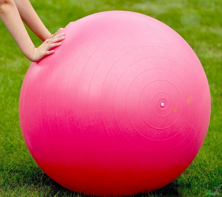 ورزش و توپ