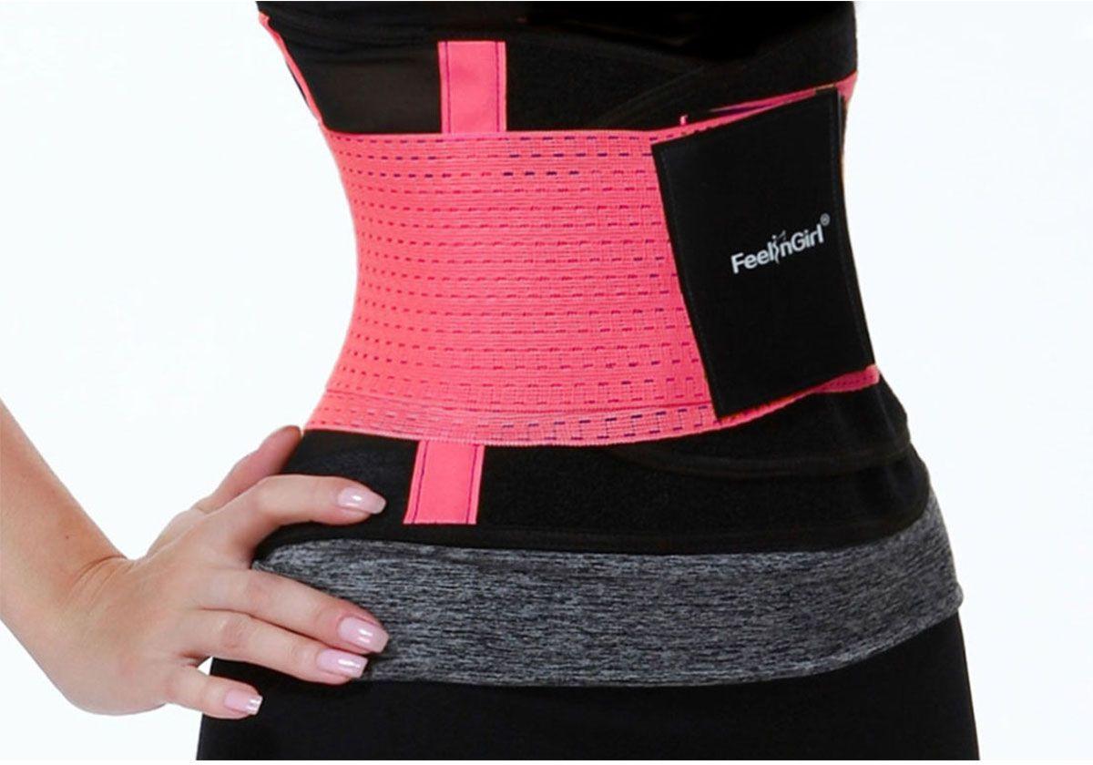 کاهش وزن و کمربند لاغری