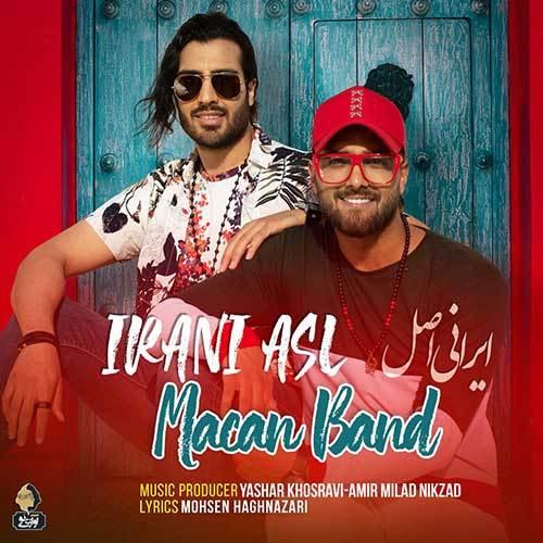 Macan-Band-Iranie-Asl