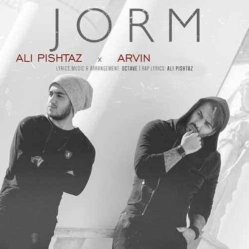 Ali-Pishtaz-Arvin-Jorm